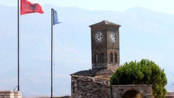 FOTO: Gjirokaster - Albánie