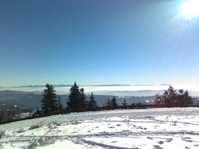 Lysá hora je nejvyšším vrcholem Moravskoslezských Beskyd, Foto: Eva Řeháková, Jenprocestovatele.cz