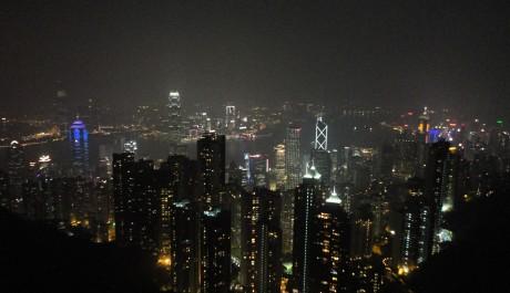 Hongkong je město mrakodrapů, Foto: Barbora Babčanová, Topzine.cz
