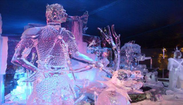 Nejbližší velký festival ledu a sněhu pořádají v belgických Bruggách. Foto: Kamila Hamalčíková Jenprocestovatele.cz