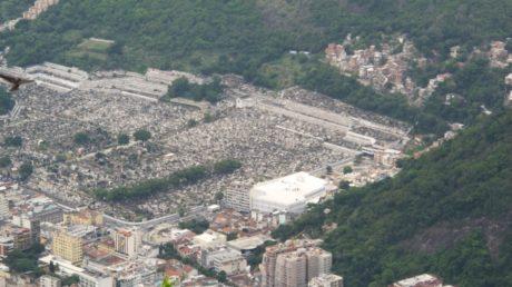 FOTO: Hřbitov Rio de Janeiro