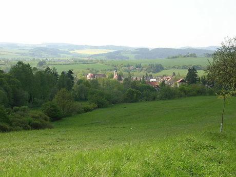 FOTO: Louňovice pod Blaníkem