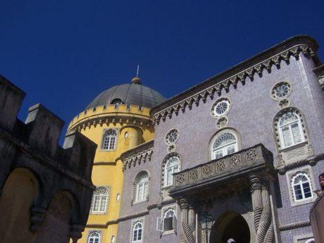 FOTO: Sintra Portugalsko