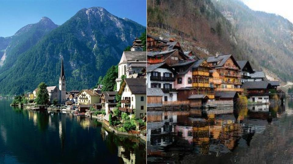 Posuďte sami - vlevo rakouský originál, vpravo čínská kopie, Zdroj: gizmondo.com.au