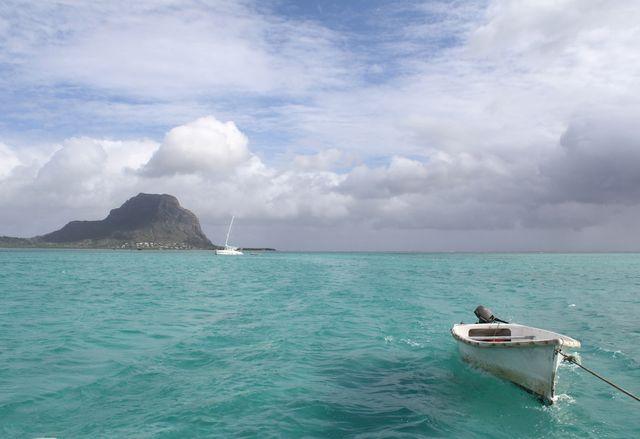 FOTO: ostrov Maricius