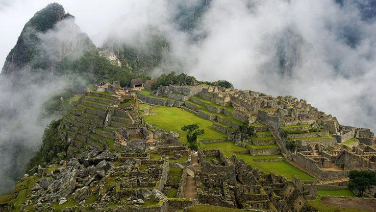 Machu piccu v Peru, česko očima cizince