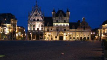 Mechelen je bývalé hlavní město a církevní centrum Belgie, Foto: Marketa Dudkova, www.JenProCestovatele.cz