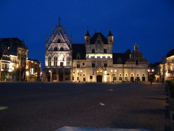 Mechelen je bývalé hlavní město a církevní centrum Belgie, Foto: Markéta Dudková, JenProCestovatele.cz