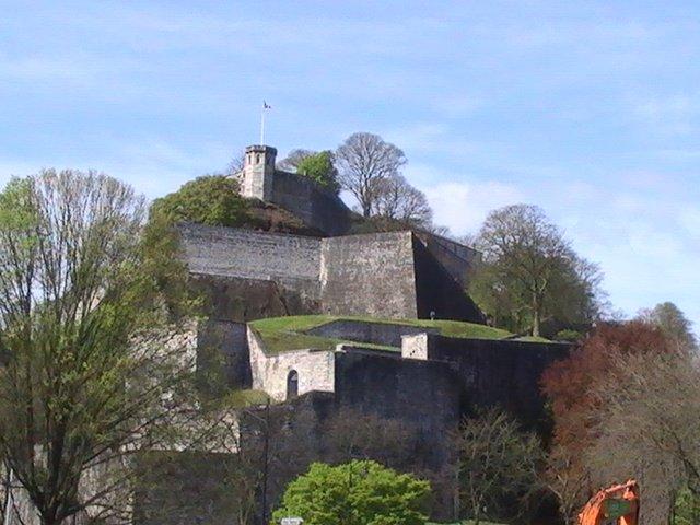 největší evropská pevnost Namur postupně ztratila na významu, Foto: Marketa Dudkova, www.JenProCestovatele.cz