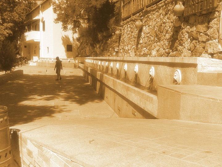 Benátská fontána ve Spili, Foto: Marketa Dudkova, www.JenProCestovatele.cz