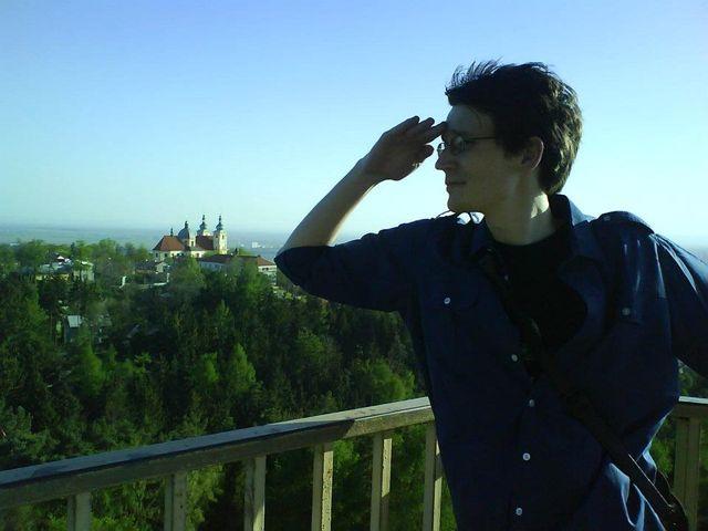 Owen u Svatého Kopečku poblíž Olomouce. Zdroj: Archiv Owena Browna