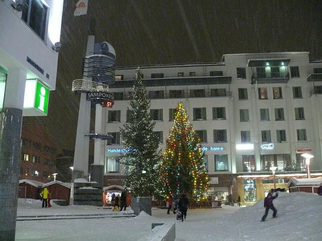 Město na vás strhne vánoční atmosféru. Zdroj: Andriychenko, wikipedia.org