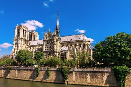 Notre Dame, Autorské právo: olgacov / 123RF Reklamní fotografie