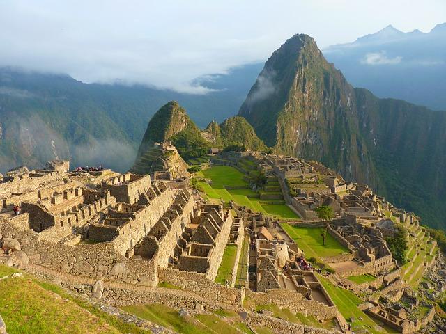 Machu Picchu Peru, Zdroj: pixabay.com