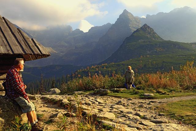 Vysoké Tatry v Polsku, Zdroj: Pixabay.com