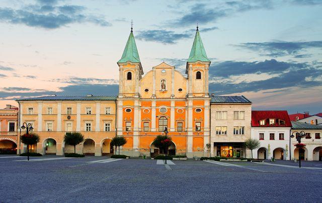 Mariánské náměstí, Žilina, Zdroj: Shutterstock.com