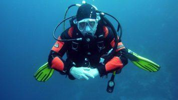 Kam za potápěním