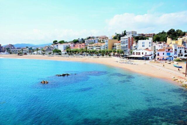 Kam ve Španělsku na dovolenou, Tossa de Mar