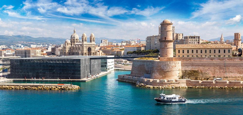Marseille, Francie