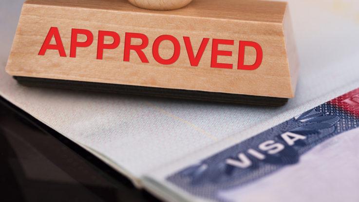 Rusko, jak si zařídit vízum