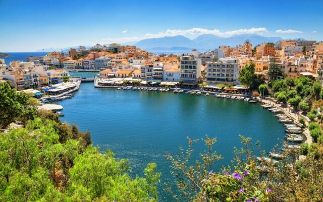 Agios Nikolaos, Kréta, kam za exotikou v červnu