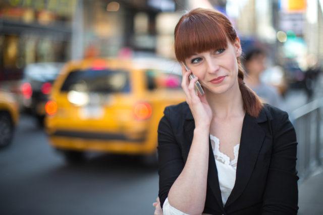 Jak telefonovat v USA