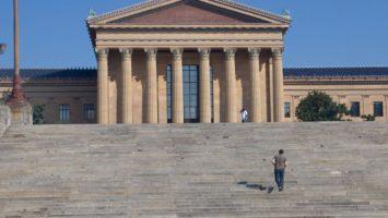 Kde se natáčel Rocky, Philadelphia museum of Art