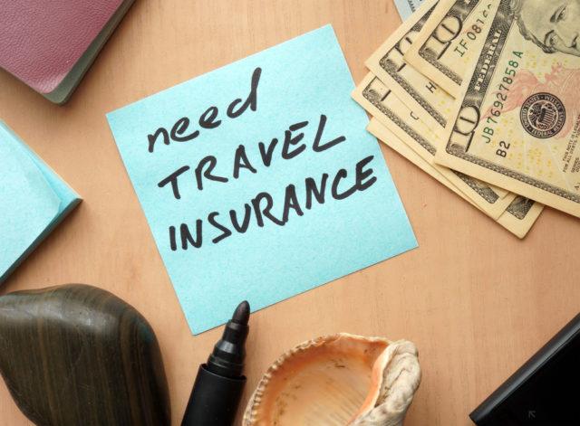 Pojištění storna zájezdu