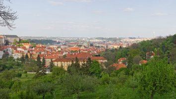 Kam za přírodou v Praze