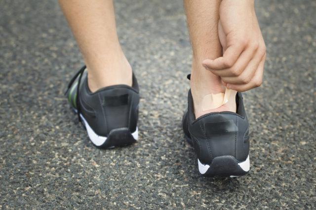 Puchýř na nohou, nejčastější nemoci na dovolené