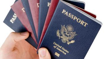 Změna barvy vlasů v cestovním pase