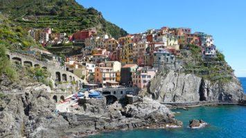 Kam na dovolenou do Itálie Cinque Terre Italie