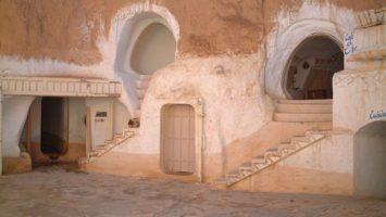 Kde se natáčeli Star Wars