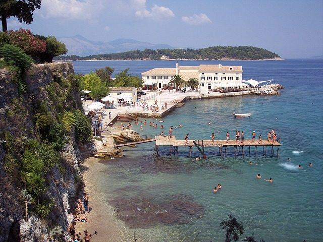 Kam na dovolenou do Řecka Korfu