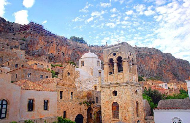 Kam na dovolenou do Řecka Peloponés