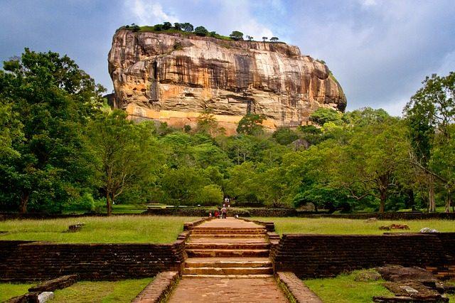 Srílanka, Sigiriya exotická dovolená