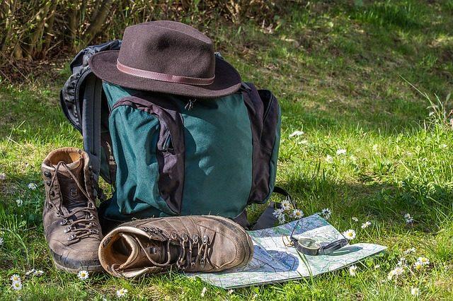 Jak správně nosit batoh