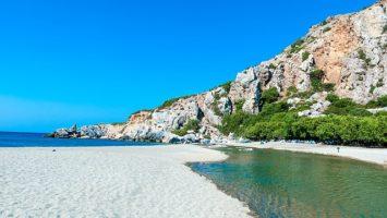Kam na dovolenou do Řecka s dětmi