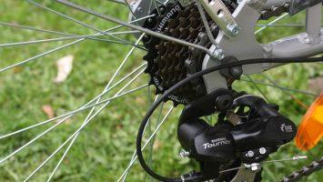 Jak správně řadit na kole
