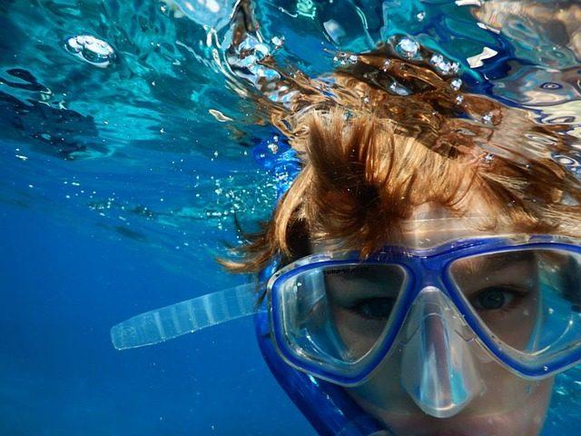 Kam za šnorchlováním a potápěním