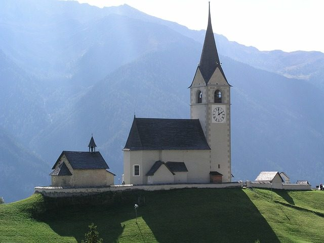 Kam na dovolenou do Švýcarska