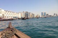 Kam za mořem v říjnu Dubaj
