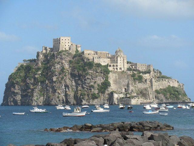 Kam do jižní Itálie ostrov Ischia