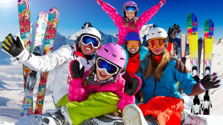 Kam do Itálie s dětmi na lyže