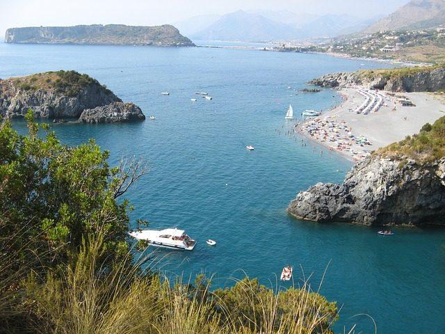 Kam do jižní Itálie Kalábrie