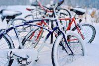 Jak správně zazimovat kolo. Podzimní péči na jaře oceníte