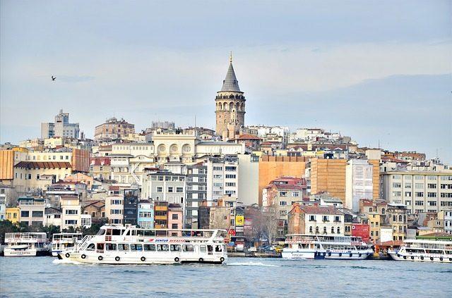 Istanbul kam na eurovíkend