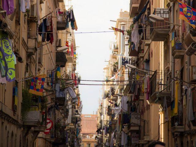 Co dělat v Barceloně, ulice Resize