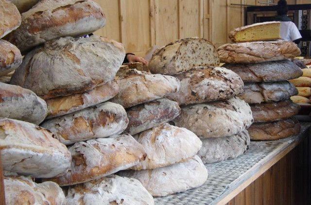 Gastrovýlety v Evropě, chléb v Rize