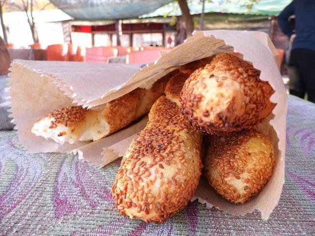 Gastrovýlety Simit, Turecko